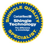 Certainteed Shingle Quality Specialist